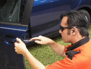 on-location auto locksmith