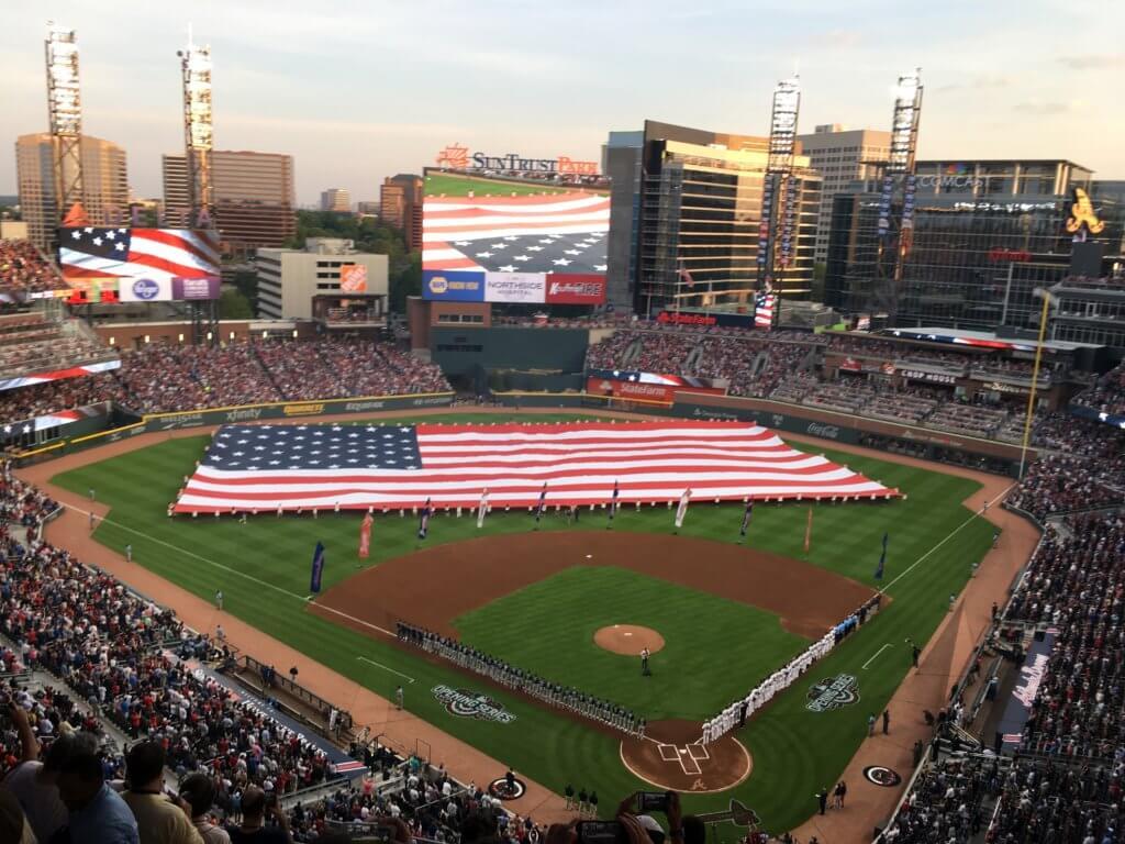 Atlanta's New Baseball Stadium